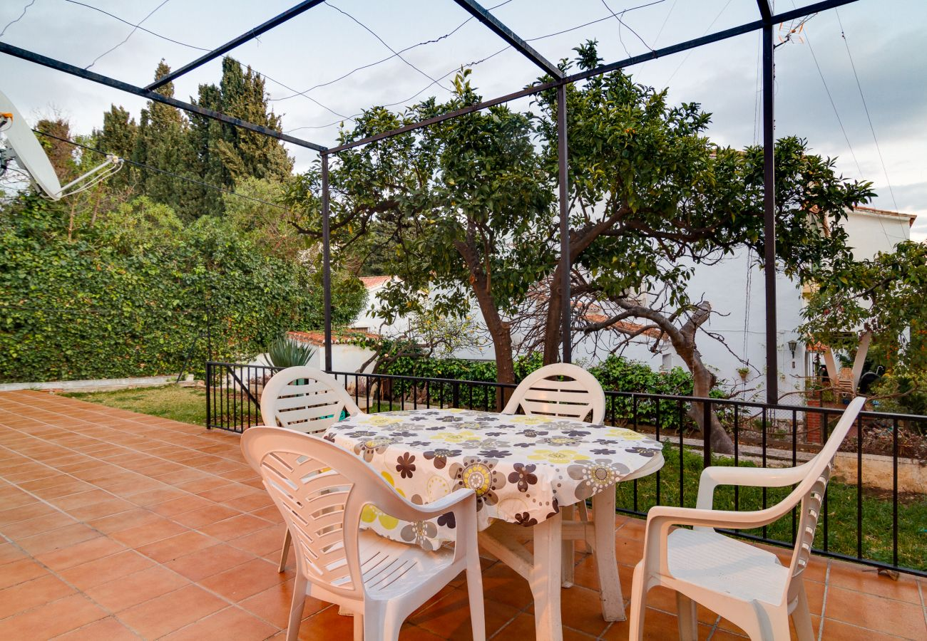 Villa a Nerja - Villa Francisca Casasol