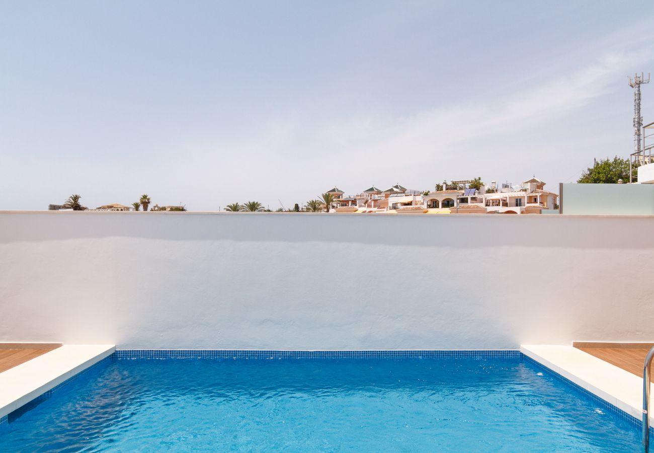 Villa a Torrox Costa - Villa Las Luisas 3 Casasol