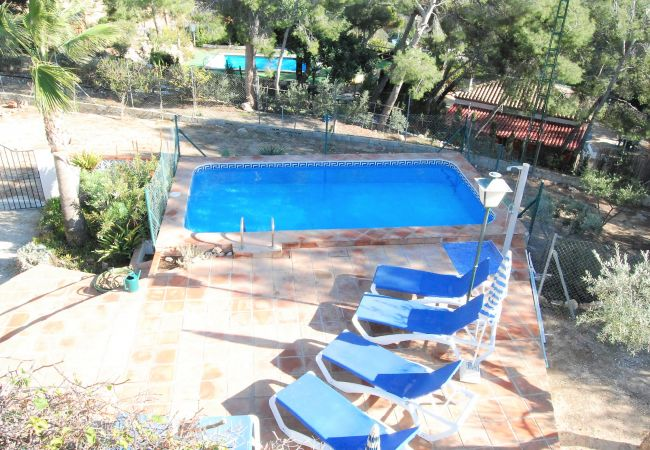 Casa rurale a Frigiliana - Los Olivos Country Villas Casasol