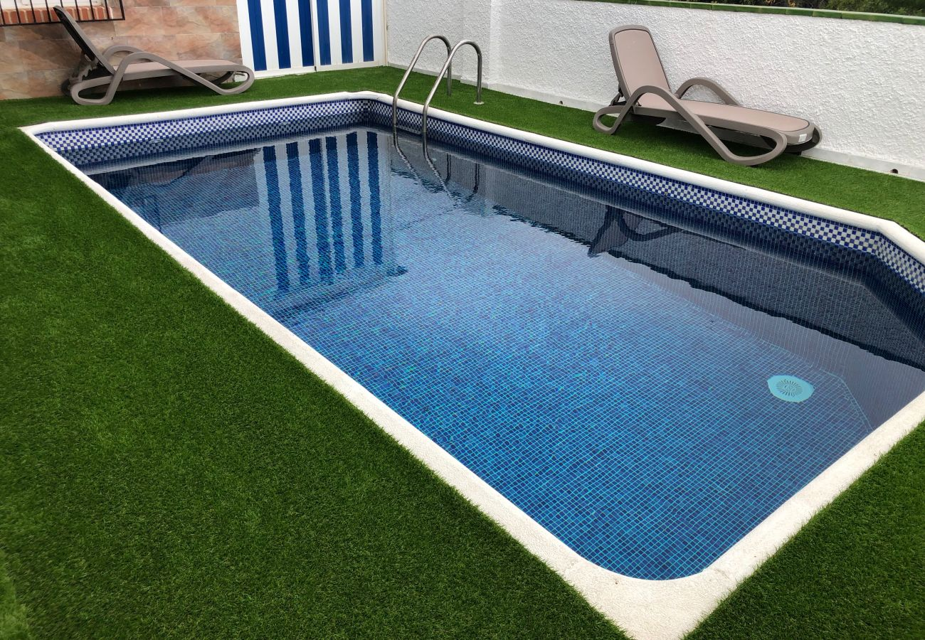 Villa a Nerja - Villa Kenny Private Pool Casasol