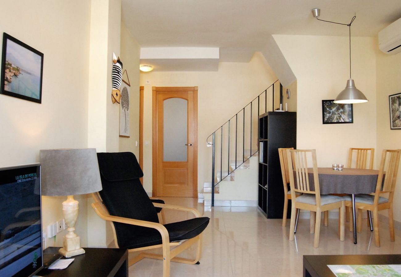 Appartamento a Nerja - Penthouse Cala de Nerja Casasol