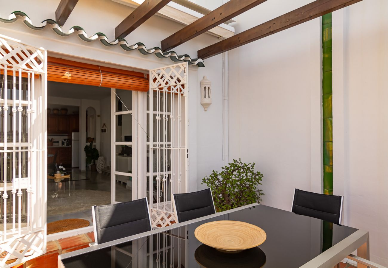 Casa a Nerja - Casa Corazon Burriana Casasol